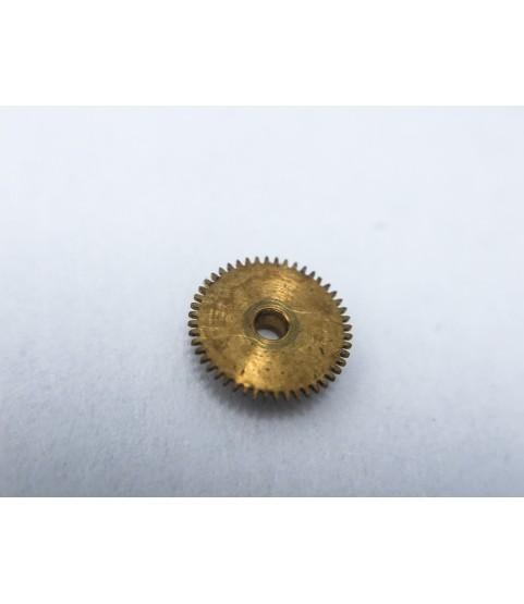 Tissot 872 (Lemania 1277) hour wheel part 6524