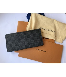 Louis Vuitton Brazza neon wallet Kim Jones limited edition N60088