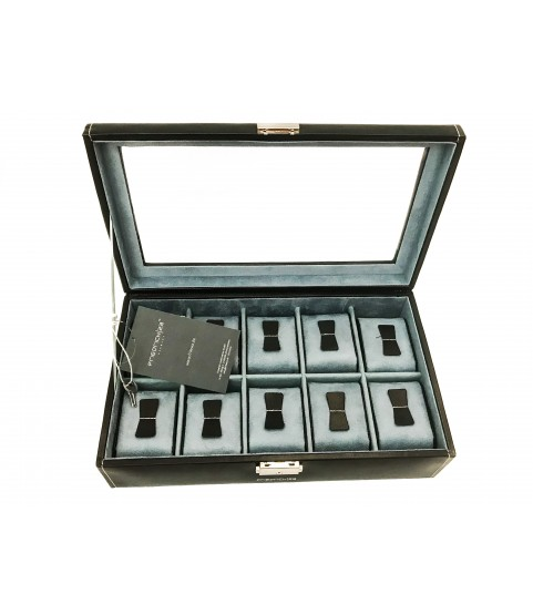 Handmade high quality watch collector box for 10 watches