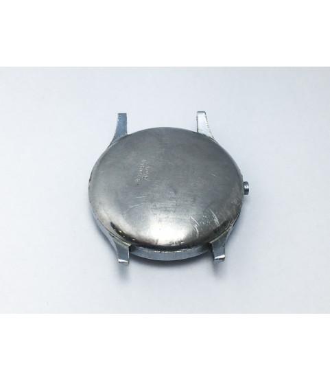 Landeron caliber 187 stainless steel chronograph case