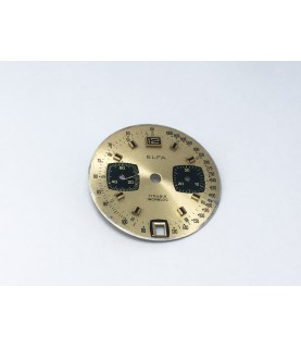 Landeron ELFA INCABLOC caliber 187 watch dial part