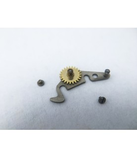 Landeron caliber 187 sliding gear, mounted part 8100