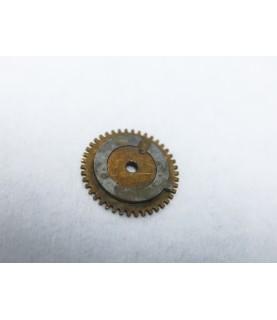Landeron caliber 187 date indicalor driving wheel part 2556
