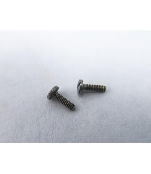 Landeron caliber 187 case screws part 5101