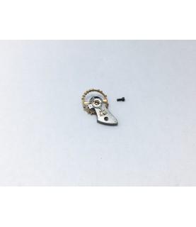 Longines caliber 23ZS balance wheel with bridge part