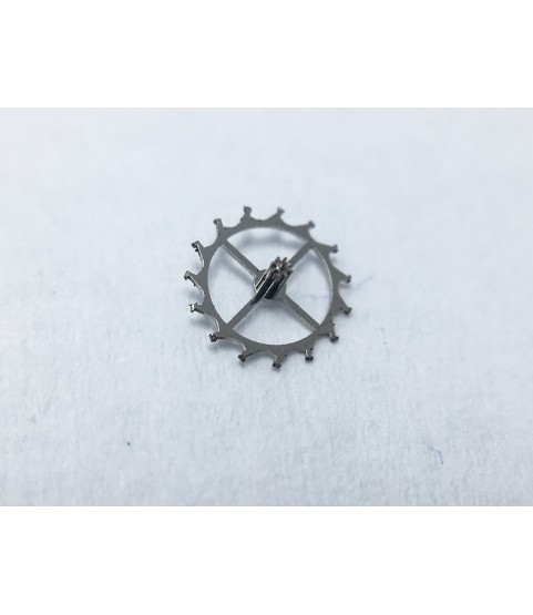Blancpain, Piguet caliber 953 escape wheel and pinion with straight pivots part