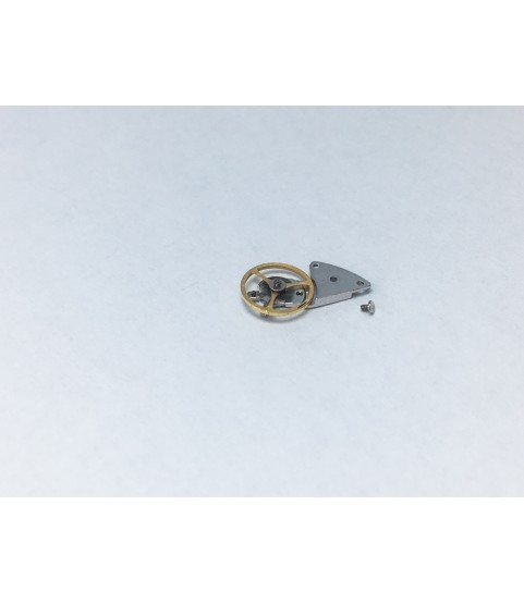 Blancpain, Piguet caliber 950, 953 balance wheel with bridge part