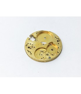 Rolex Rebberg 279 main plate part