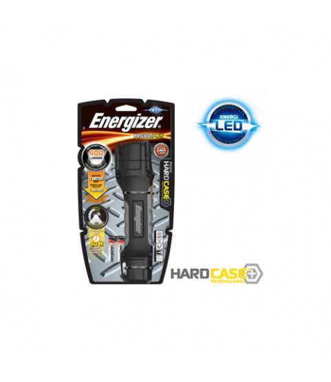 Energizer Hardcase LED 400 Lumens Professional Flashlight Batteries Included