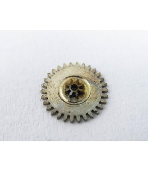 Rolex Rebberg caliber 1500 minute wheel part 260