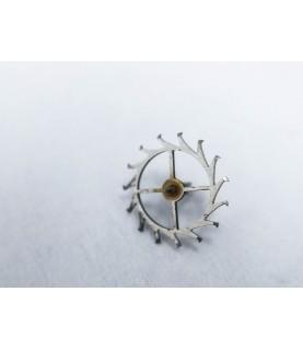 Rolex Rebberg caliber 1500 escape wheel and pinion with straight pivots part 705