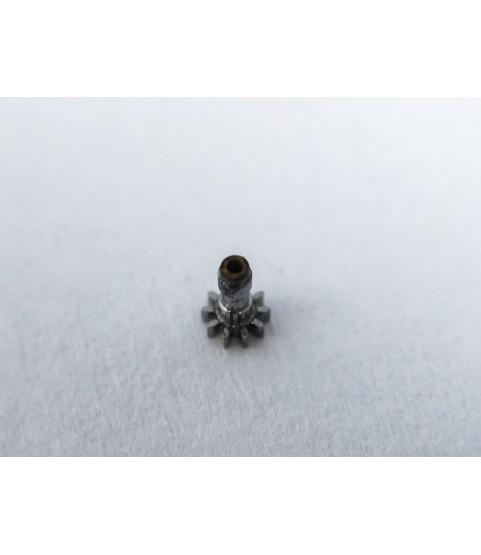 Rolex Rebberg caliber 1500 free cannon pinion part