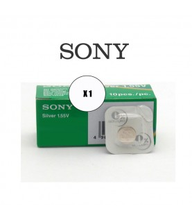 Sony 371 quartz watches battery silver oxide 1.55 volts 1.55