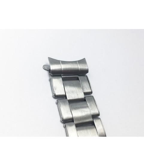 Vintage Rolex Genuine Bracelet 7206 1965 Submariner 5513, GMT Master 20mm