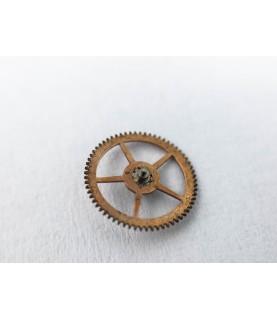 Valjoux caliber 7750 minute counter intermediate wheel part 8042