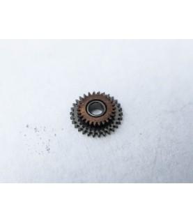 Valjoux caliber 7750 intermediate setting wheel part 453