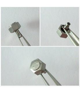 New Audemars Piguet Royal Oak 15300 watch steel crown part