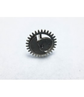 Valjoux caliber 7750 minute-recording runner, mounted part 8020