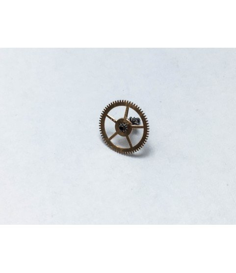Rolex 1210 center wheel with cannon pinion part 7504