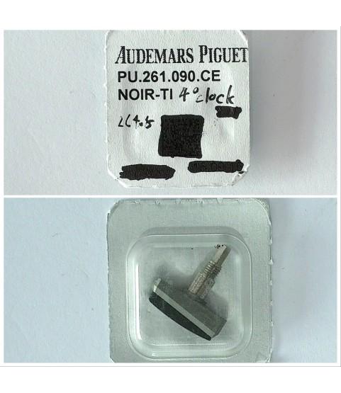 New Audemars Piguet 26405 Royal Oak Offshore push chronograph button