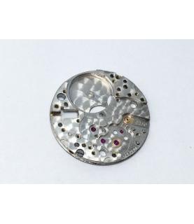 Rolex 1210 main plate part 7490