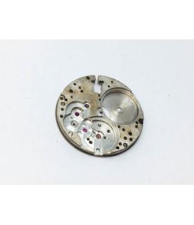 Rolex caliber 10 1/2 6877 main plate part 100