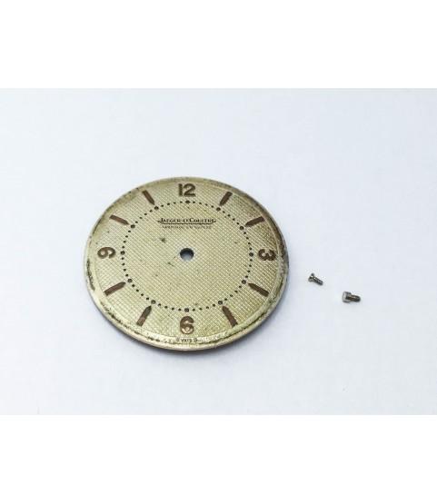 Jaeger-LeCoultre caliber P800/C watch dial