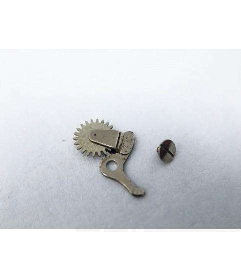 Valjoux caliber 7733 sliding gear, mounted part 8100