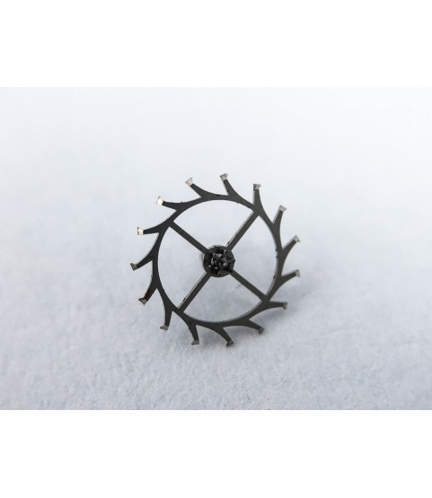 Valjoux caliber 7733 escape wheel and pinion with straight pivots part 705