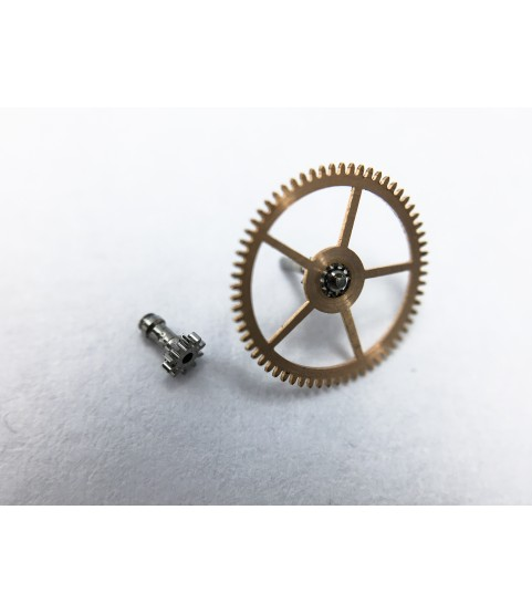 Omega caliber 332 center wheel with pinion part 1224