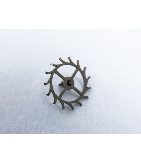 Omega caliber 332 escape wheel and pinion with straight pivots part 1305