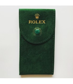 New Rolex travel pocket service pouch
