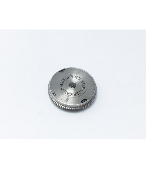 Longines caliber 30L barrel wheel with mainspring part 182