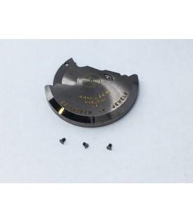 Hamilton caliber 672 (ETA 1256) oscillating weight automatic rotor part 1143