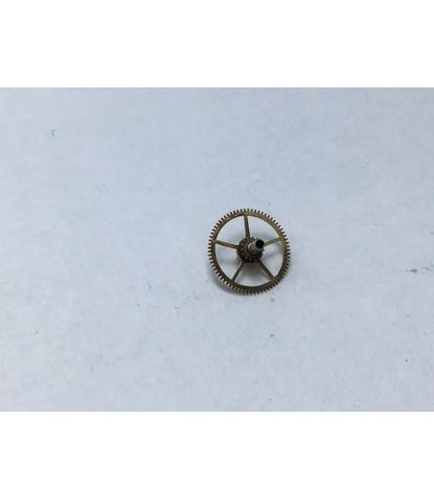 Hamilton caliber 672 (ETA 1256) center wheel with pinion part 206
