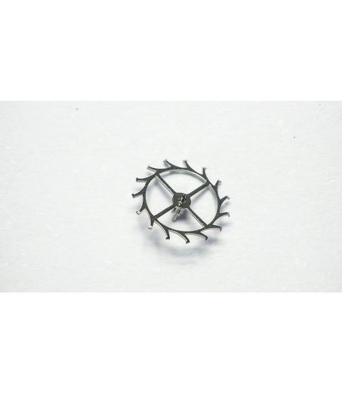 Certina 23-30 escape wheel and pinion with straight pivots part 705