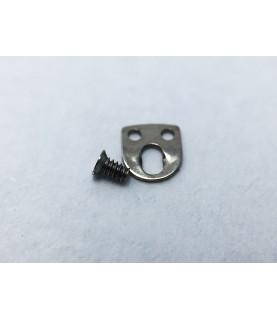 Hamilton caliber 672 (ETA 1256) casing clamp part 166