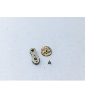 Landeron caliber 248 coupling clutch with driving wheel part