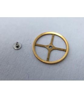 Rolex caliber 2030 roller balance wheel part