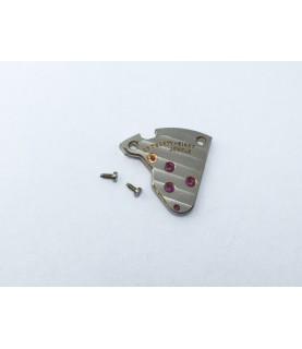 Universal Geneve caliber 215-1 train wheel bridge part 1003