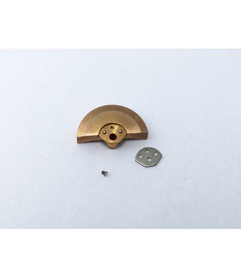 Universal Geneve caliber 215-1 oscillating weight automatic rotor part 1143