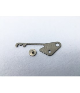 Universal Geneve caliber 215-1 setting lever spring part 445