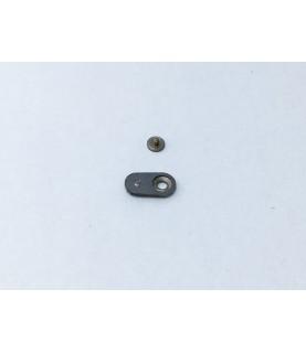 Universal Geneve caliber 215-1 casing clamps part 166