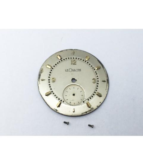 Jaeger-LeCoultre K480/CW watch dial part