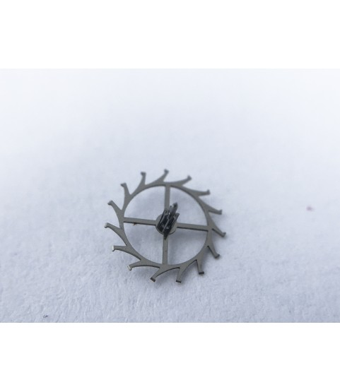 Jaeger-LeCoultre K480/CW escape wheel and pinion with straight pivots part 705