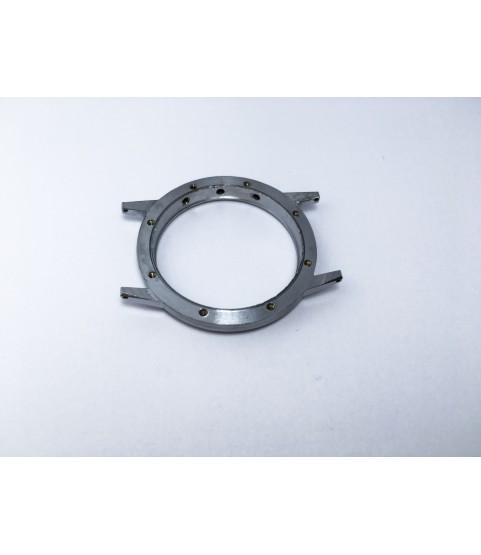 Pierce caliber 134 stainless steel chronograph case