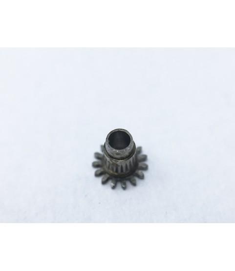 Pierce caliber 134 free cannon pinion part