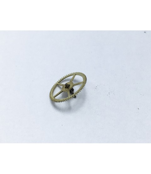 Pierce caliber 134 center wheel with pinion part