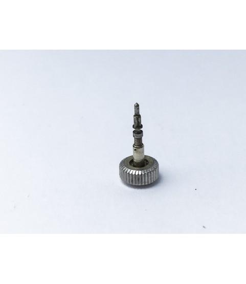 Pierce caliber 134 winding stem with crown part