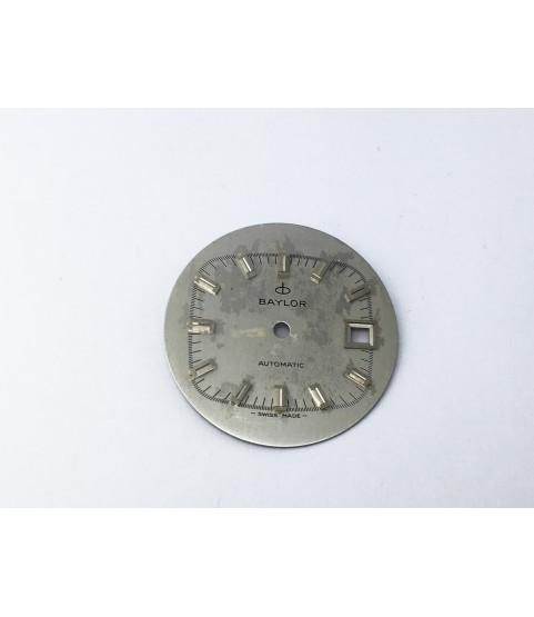 ETA Baylor Automatic caliber 2783 watch dial part